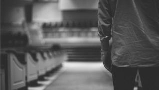 discouraged pastor