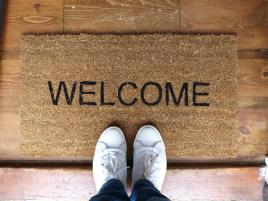 welcoming